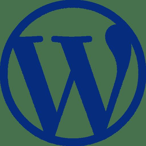 icono Wordpress
