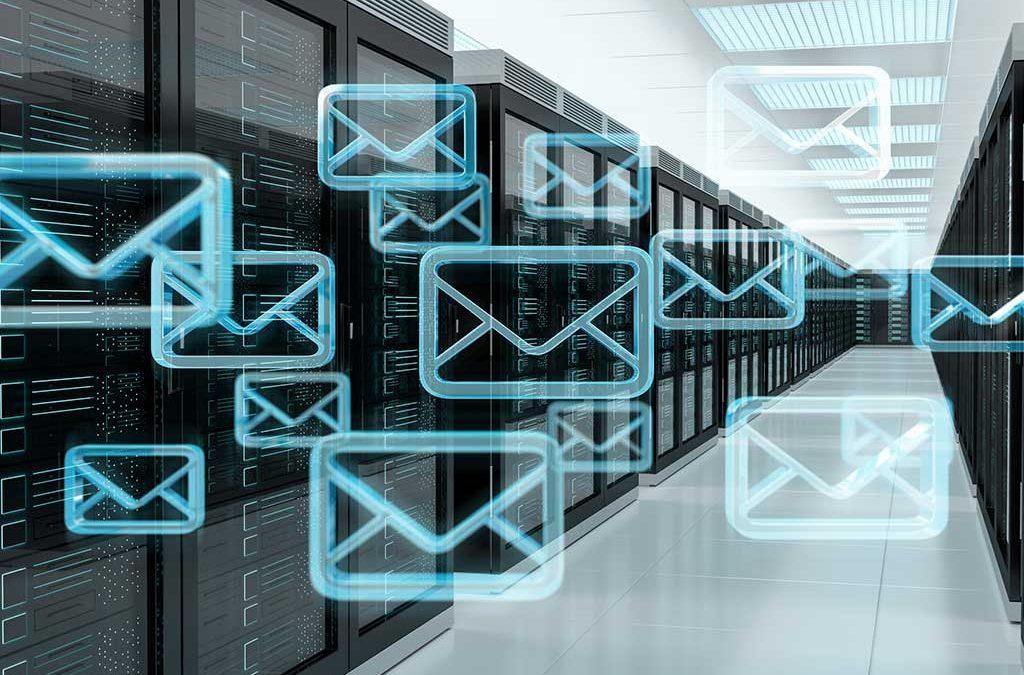 Cómo funciona un servidor de correo electrónico